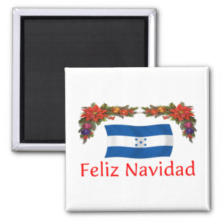 Honduras Christmas Magnets