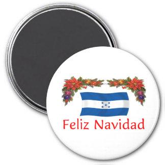 Honduras Christmas Fridge Magnet
