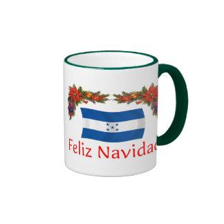 Honduras Christmas Ringer Mug