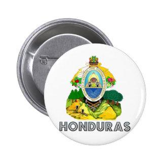 Honduras Coat of Arms Pins