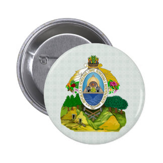 Honduras Coat of Arms detail Button