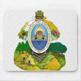 Honduras Coat of Arms detail Mousepad