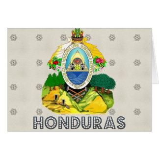 Honduras Coat of Arms Greeting Cards