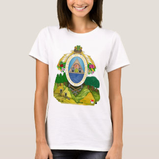 Honduras Coat of arms HN T-Shirt