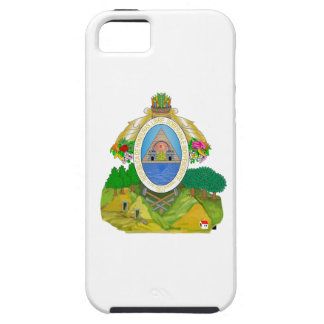 Honduras Coat of Arms iPhone 5 Cover