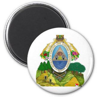 Honduras Coat of Arms Magnet