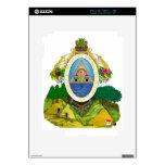 Honduras Coat Of Arms Skins For iPad 2