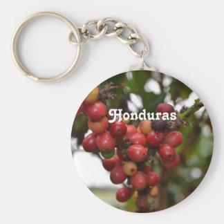 Honduras Coffee Beans Keychain