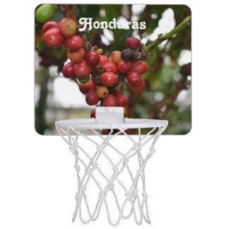 Honduras Coffee Beans Mini Basketball Backboards