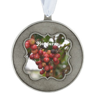 Honduras Coffee Beans Ornament