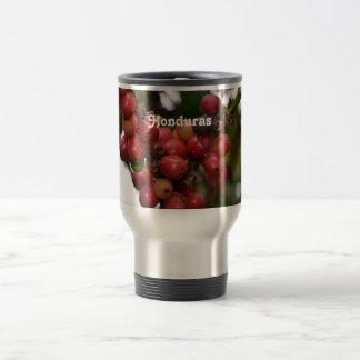 Honduras Coffee Beans Travel Mug