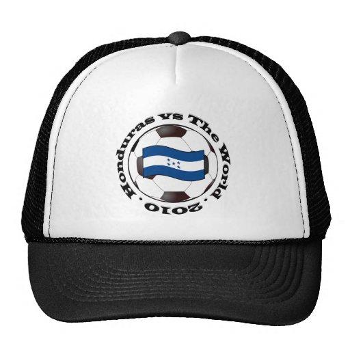 Honduras contra el mundo gorra