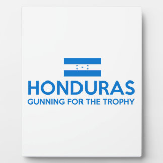 Honduras design photo plaques
