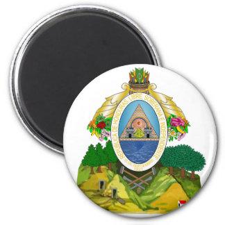 honduras emblem 2 inch round magnet