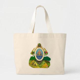 honduras emblem bags