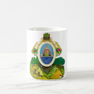 honduras emblem coffee mug