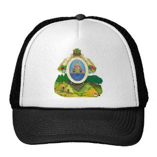 honduras emblem trucker hat