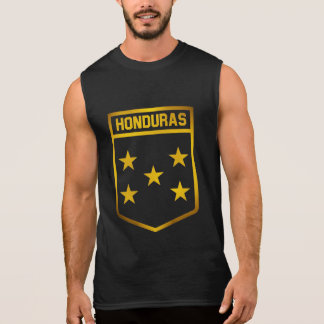 Honduras Emblem Sleeveless Shirt
