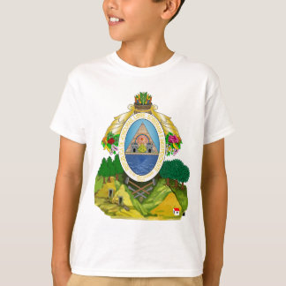 honduras emblem T-Shirt