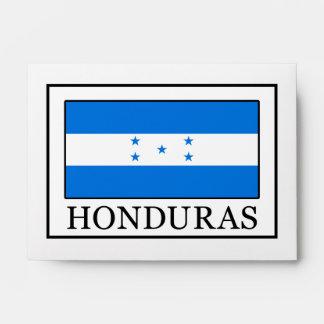 Honduras Envelope