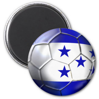 Honduras flag 5 star soccer ball futbol fans gifts magnet