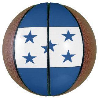 Honduras Flag Basketball