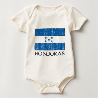 Honduras Flag Bodysuit