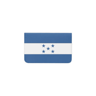 Honduras Flag Business Card Holder