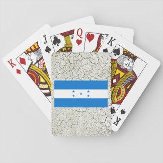 Honduras Flag Card Decks