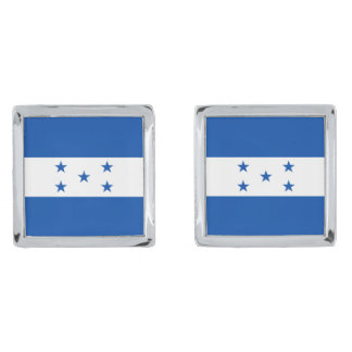 Honduras Flag Cufflinks