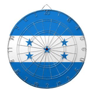 Honduras Flag Dartboard With Darts