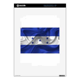 honduras-Flag Decal For iPad 2