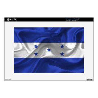 honduras-Flag Decals For Laptops