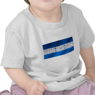 Honduras flag explosion for Hondurans T Shirt