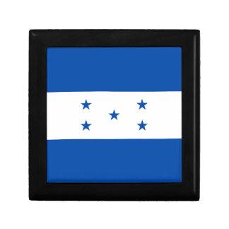 Honduras Flag Gift Box