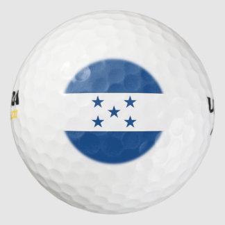 Honduras Flag Golf Balls