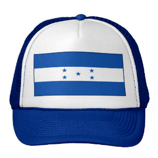 Honduras Flag Hat