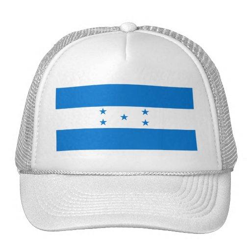 Honduras Flag HN Trucker Hat