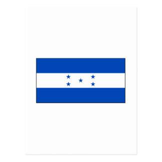 Honduras FLAG International Postcard