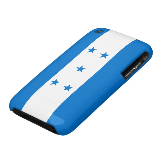 Honduras Flag iPhone 3 Case