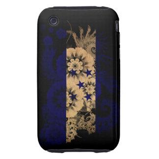 Honduras Flag iPhone 3 Tough Cover