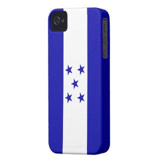 Honduras Flag iPhone 4 Case