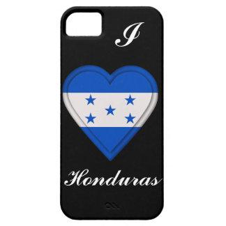 Honduras flag iPhone SE/5/5s case
