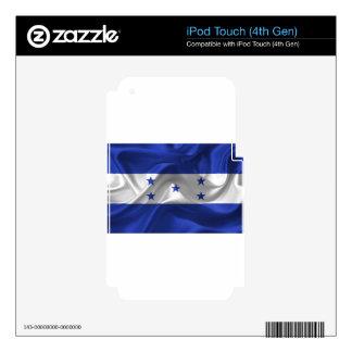 honduras-Flag iPod Touch 4G Skins