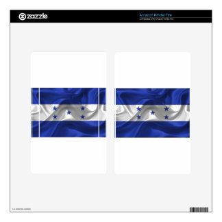 honduras-Flag Kindle Fire Skin