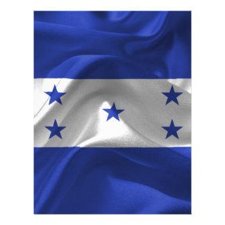 honduras-Flag Letterhead