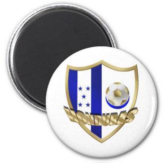 Honduras flag logo emblem La Catrachos Shield Magnet