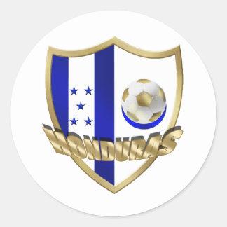 Honduras flag logo emblem La Catrachos Shield Stickers