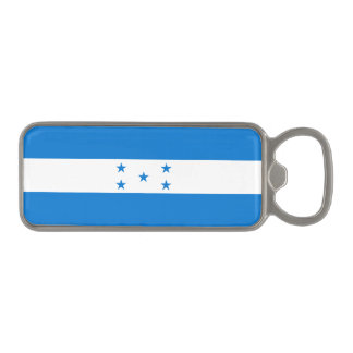 Honduras Flag Magnetic Bottle Opener