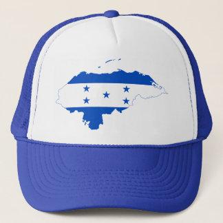 Honduras Flag Map HN Trucker Hat